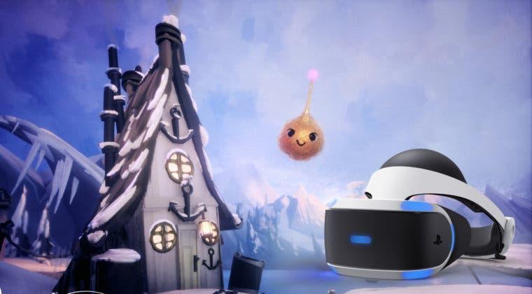 Imagen de Dreams aterriza en PlayStation VR y lo celebra con un tráiler