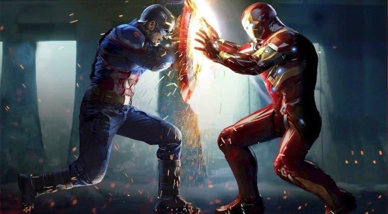 Imagen de Vengadores: Endgame - Así lucirían Iron Man y Capitán América con un traje oscuro
