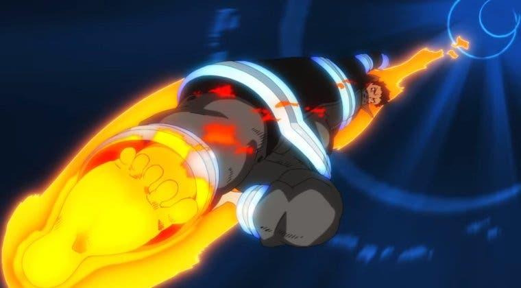Imagen de Fire Force muestra el primer tráiler de su temporada 2