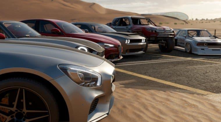 Imagen de Forza Motorsport 8 para Xbox Series X tendría un modo historia muy ambicioso