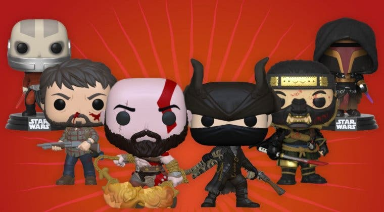 Imagen de Nuevos Funko Pop de Bloodborne, Ghost of Tsushima y The Last of Us en camino