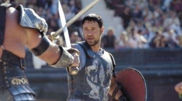 Imagen de Gladiator 2 es una realidad, y Ridley Scott sabe incluso cuándo va a rodarla