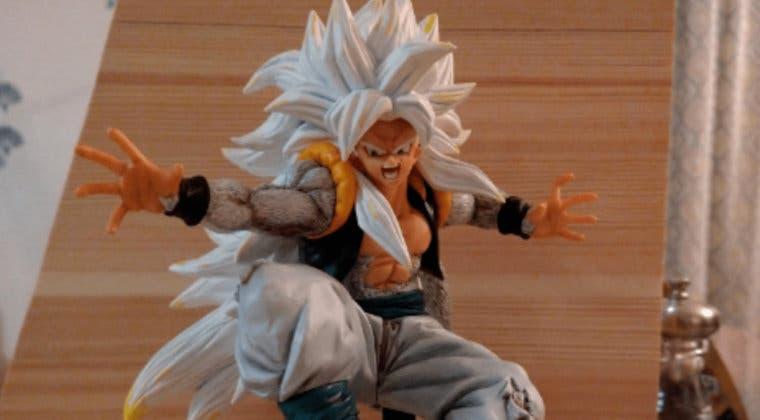 Imagen de Dragon Ball: Así es la figura de 'Gogeta SSJ 5' que no puedes comprar