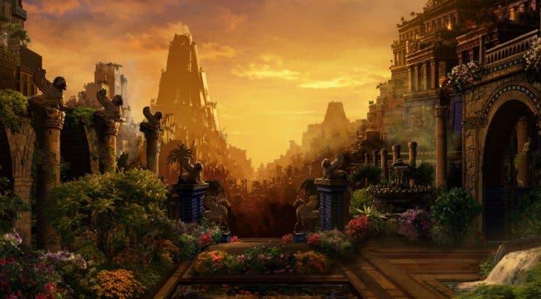 Imagen de ¿Un nuevo juego ambientado en Babilonia?; Square Enix registra la marca Hanging Garden