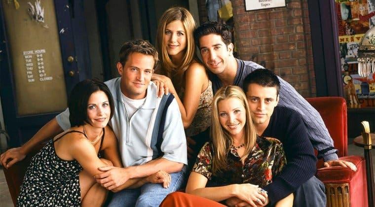 Imagen de David Schwimmer espera grabar el reencuentro de Friends para HBO MAX en agosto