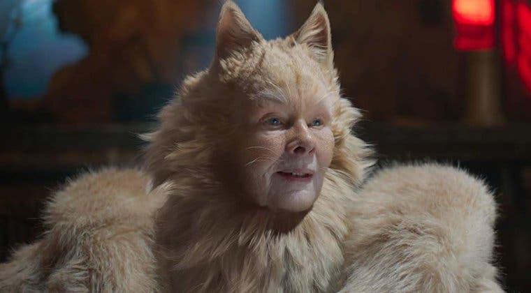 Imagen de Judi Dench describe su aspecto en Cats de forma hilarante