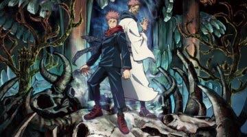 Imagen de Jujutsu Kaisen luce una imagen promocional de su anime