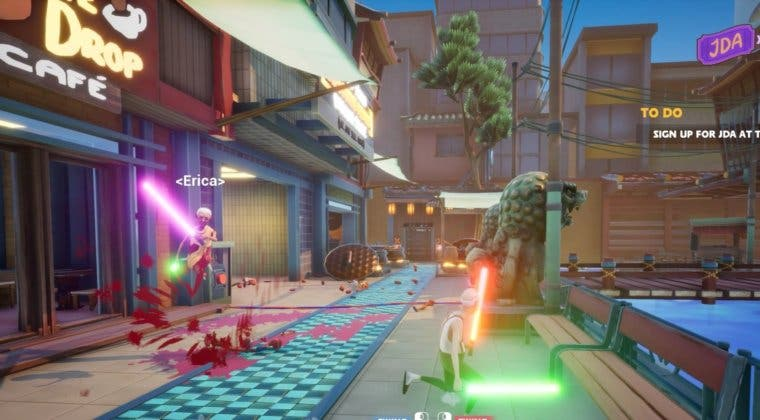 Imagen de Los creadores de Goat Simulator presentan su nuevo juego: Just Die Already