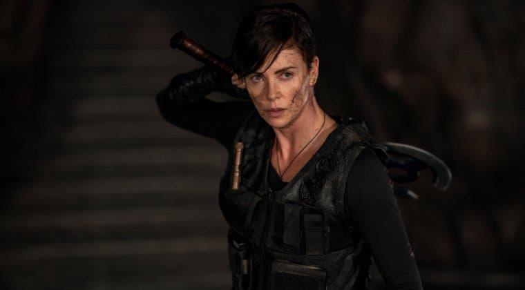 Imagen de Crítica de La Vieja Guardia, la nueva película de Charlize Theron en Netflix