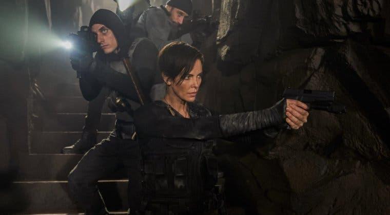 Imagen de Descubre a Charlize Theron en La Vieja Guardia, la nueva película de acción y fantasía de Netflix