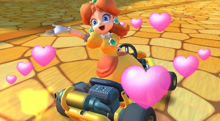 Imagen de Llega el 'Flower Tour' con toda su alegría a Mario Kart Tour con su nuevo tráiler