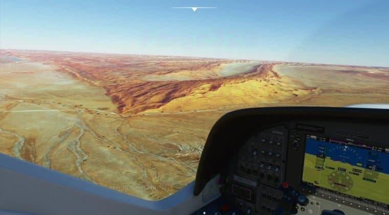 Imagen de Microsoft Flight Simulator es espectacular, y lo ha mostrado en nuevas imágenes