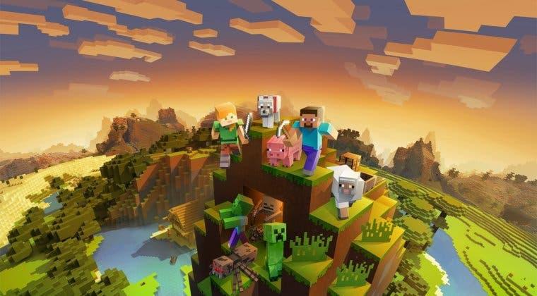 Imagen de Mojang, padres de Minecraft, cambian su nombre y su logo