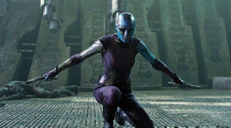 Imagen de Vengadores: Endgame - Así de espectacular luciría Nébula como una Sith de Star Wars