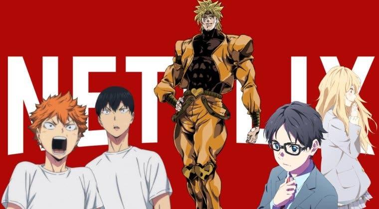Imagen de Estos son los 10 mejores animes de Netflix