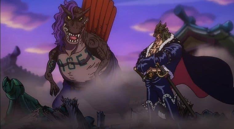 Imagen de One Piece: crítica y resumen del capítulo 979 del manga