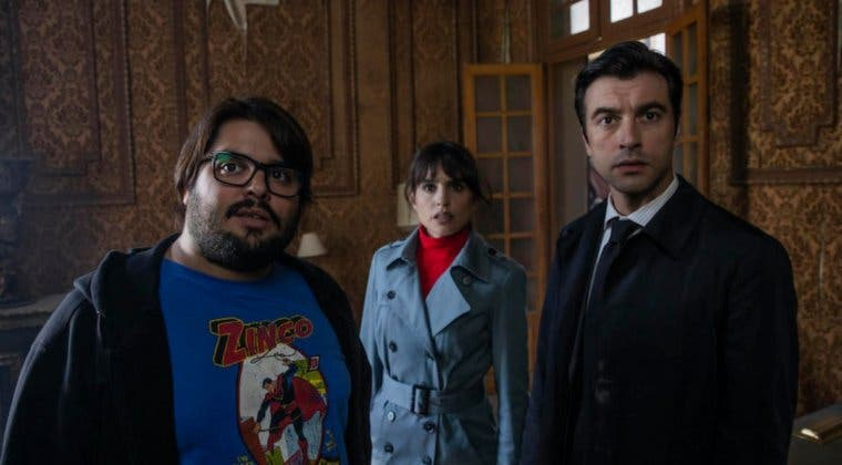 Imagen de Este es el tráiler de Orígenes Secretos, la película española más friki de Netflix