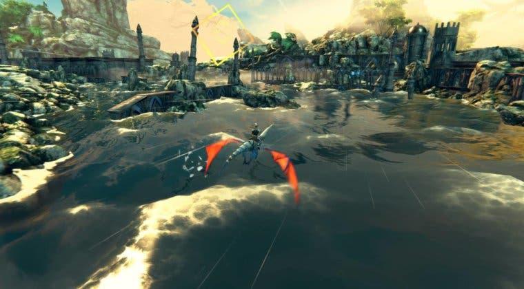 Imagen de Panzer Dragoon Ramake lanza nueva actualización 1.3 con mejoras gráficas y capítulos de su campaña