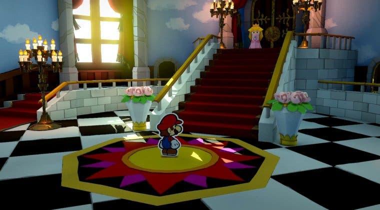 Imagen de Paper Mario: The Origami King es el nuevo juego de la saga para Nintendo Switch