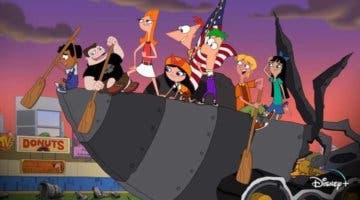 Imagen de Nuevos detalles sobre Phineas y Ferb: Candance contra el universo, la película para Disney Plus