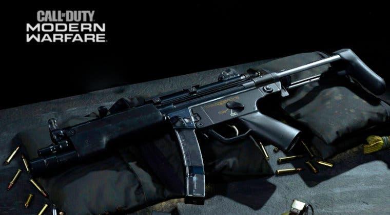 Imagen de Call of Duty: Modern Warfare y Warzone: La mejor clase para la MP5