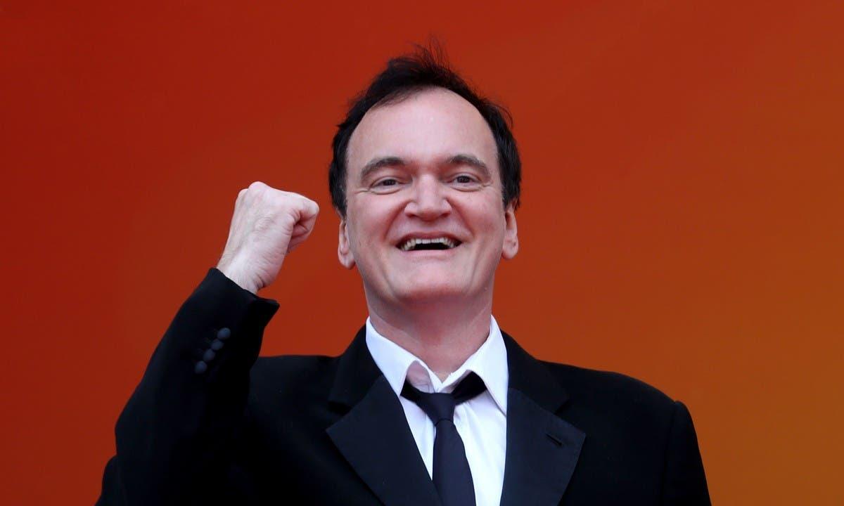 Quentin Tarantino The Social Network película favorita