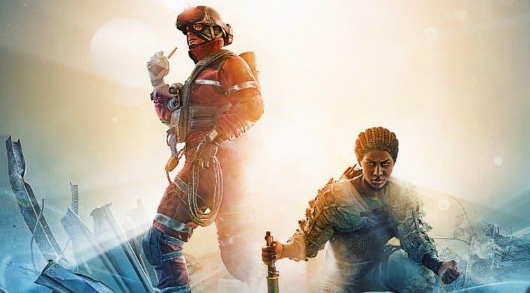 Imagen de Operation Steel Wave, el nuevo contenido de Rainbow Six Siege, ya está disponible