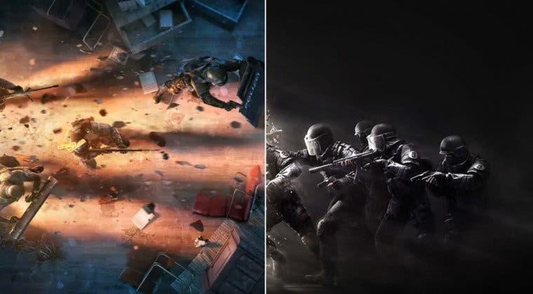 """Imagen de Ubisoft demanda a Google y Apple por vender Area F2, """"una copia de Rainbow Six Siege"""""""