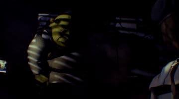 Imagen de Shrek sustituye a Némesis en uno de los mods más horripilantes de Resident Evil 3
