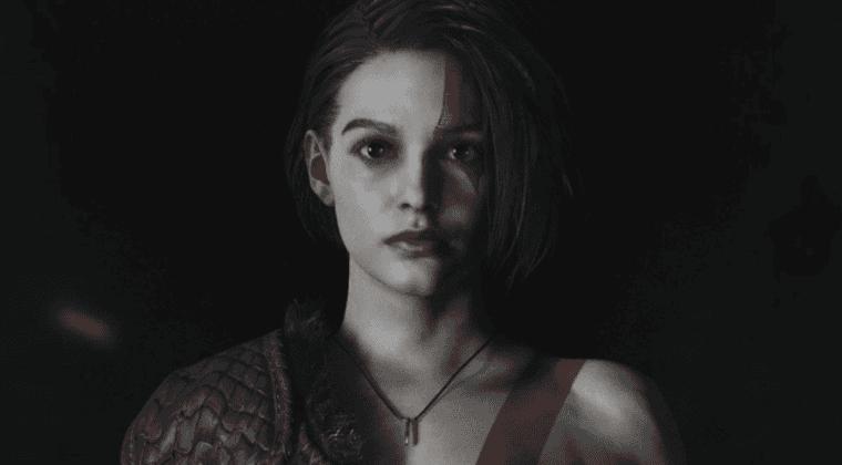 Imagen de ¿Jill es Kratos? Así es el crossover fan de Resident Evil 3 y God of War