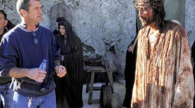 Imagen de Jesús podría ir al infierno en La Pasión de Cristo 2