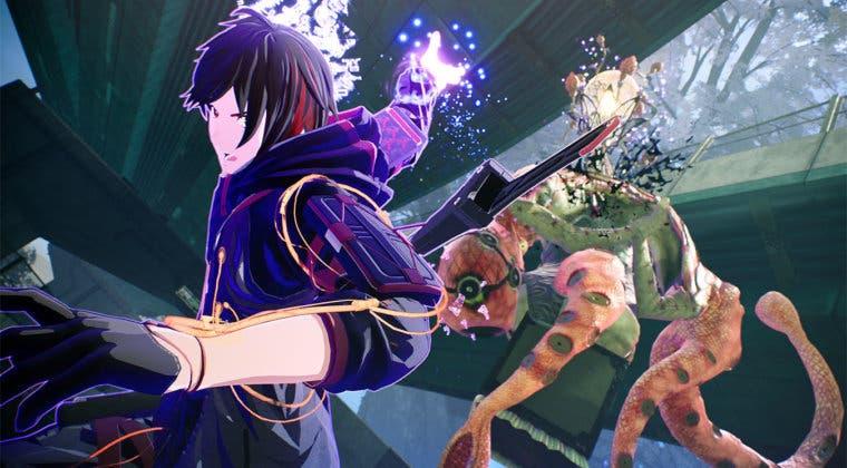 Imagen de Scarlet Nexus calienta motores al presentar su secuencia animada inicial