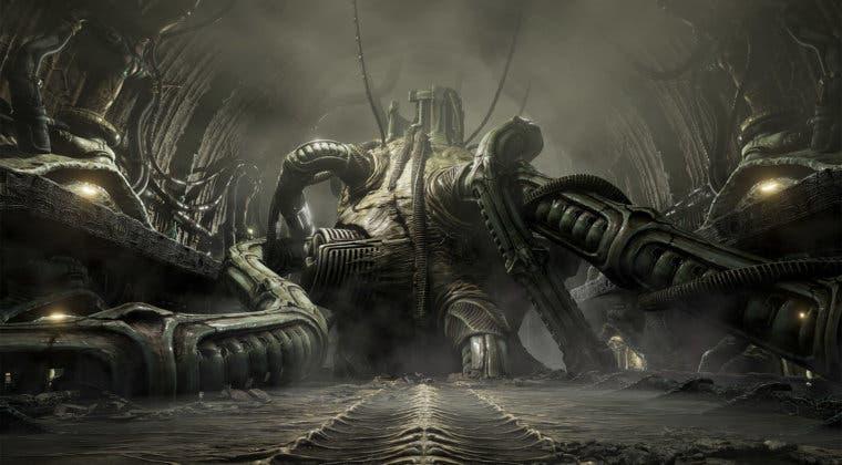 Imagen de Scorn funcionará con ray tracing en Xbox Series X si no afecta a su rendimiento