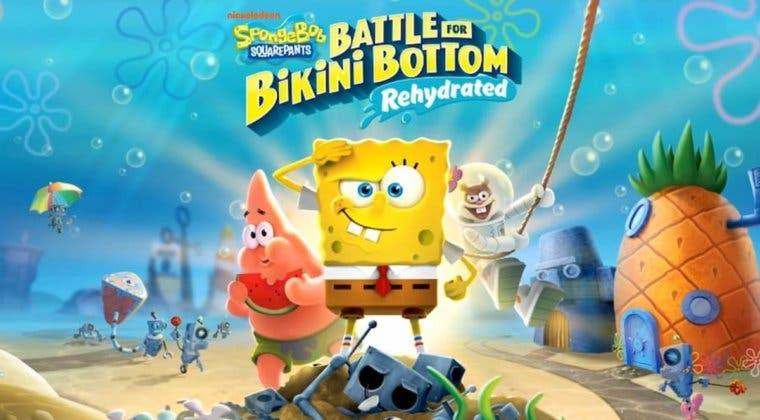 Imagen de La remasterización de SpongeBob SquarePants: Battle for Bikini Bottom muestra una nueva ubicación