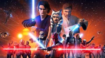 Imagen de Star Wars The Clone Wars: así se vería Darth Vader en la temporada 7, según un concept art