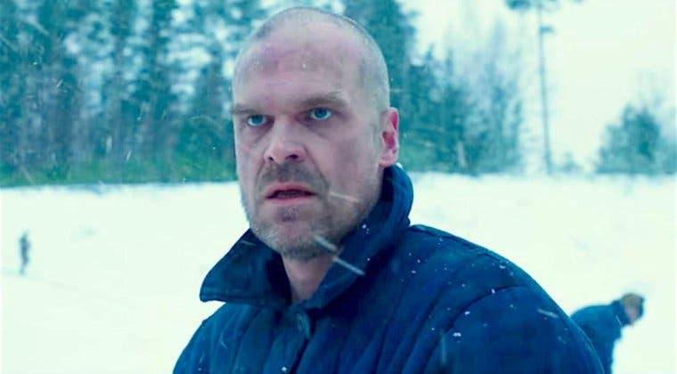 Imagen de Stranger Things reanuda el rodaje de su temporada 4