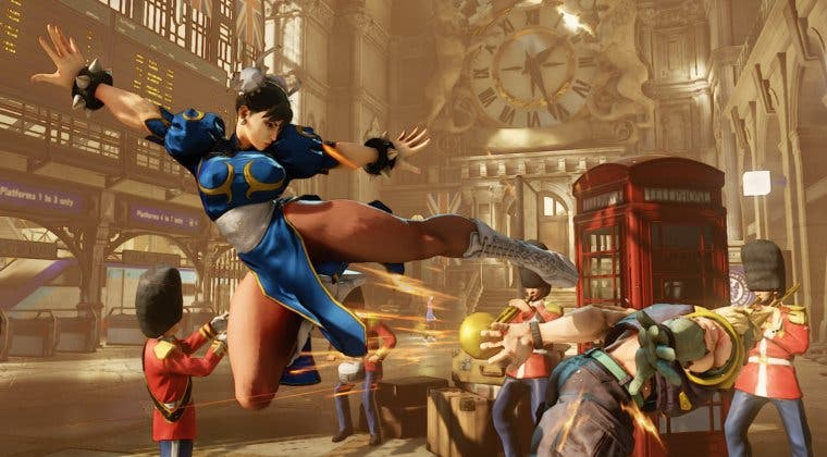 Imagen de Street Fighter V pone fecha y hora a su evento donde presentarán la actualización de invierno