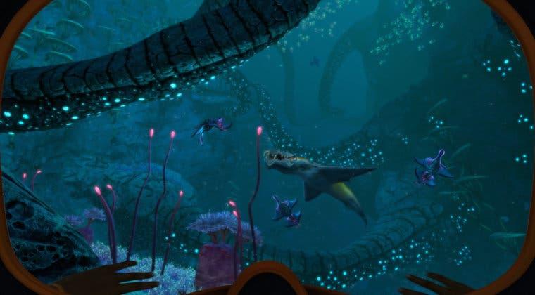 Imagen de Subnautica: Below Zero renueva su historia gracias Frostbite, su nueva actualización