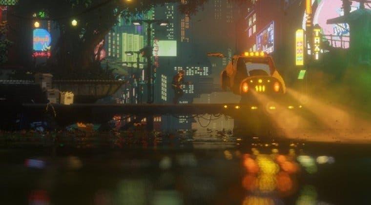 Imagen de The Last Night, el interesante proyecto Indie cyberpunk, sigue en desarrollo