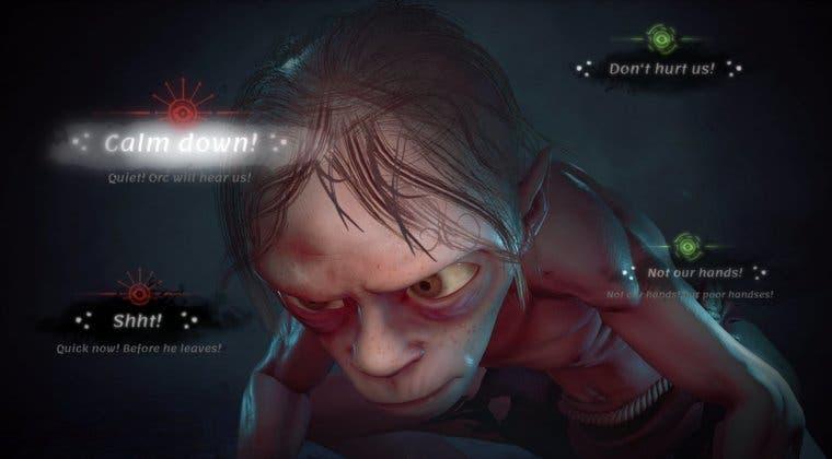 Imagen de The Lord of the Rings: Gollum muestra sus primeras imágenes