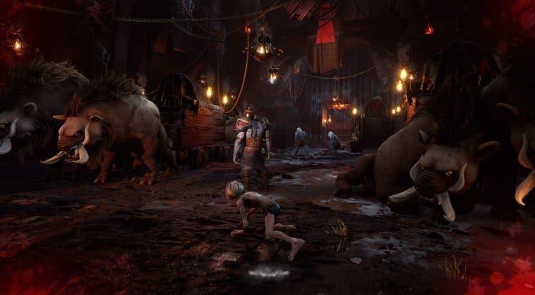 Imagen de The Lord of the Rings: Gollum se lanzará también para PS4, Xbox One y Switch