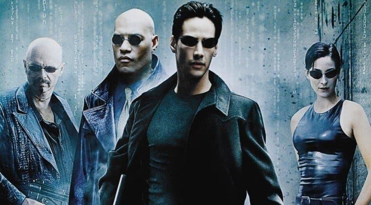 Imagen de Matrix 4 sufre un pequeño adelanto por culpa del Universo Extendido de DC y de Dune