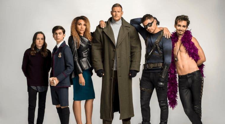 Imagen de Netflix estaría trabajando en la temporada 3 de The Umbrella Academy
