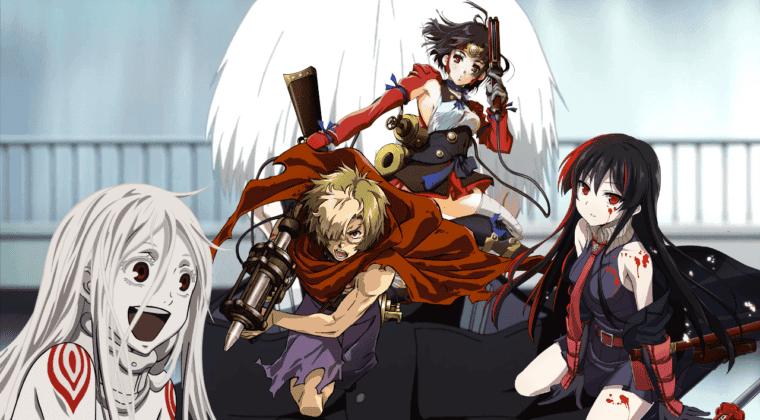 Imagen de Estos son 8 animes similares a Tokyo Ghoul