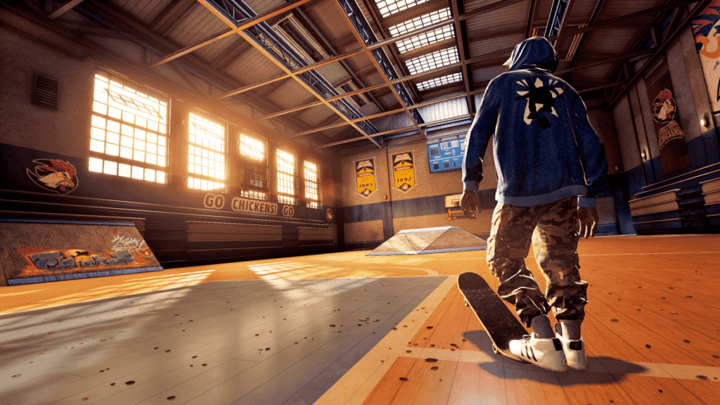 tony hawks pro skater remake min