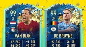 Imagen de FIFA 20: Estos son los TOTS Ultimate