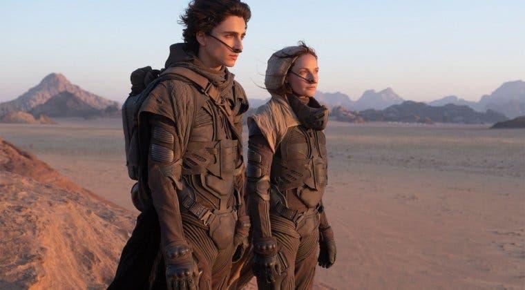 Imagen de Las razones por las que Dune podría parecerse a The Mandalorian