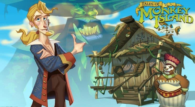 Imagen de Tales of Monkey Island vuelve a la venta tras el cierre de Telltale Games