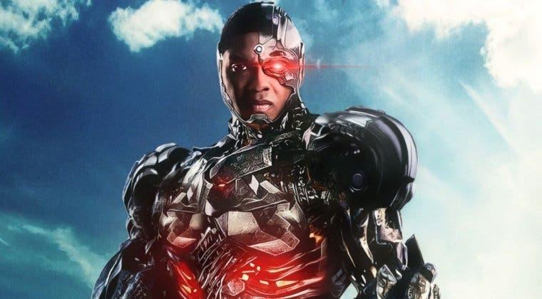 Imagen de Liga de la Justicia (Snyder Cut): Así será el aspecto de Cyborg en la nueva película