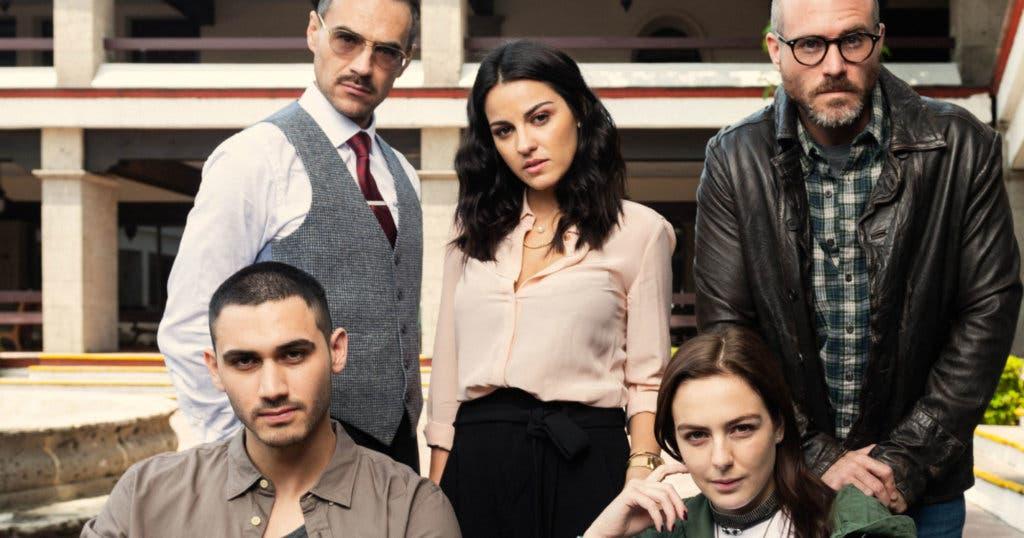 La nueva serie mexicana de Netflix